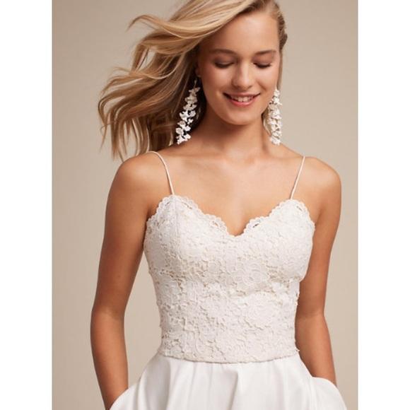982c00059fa M 5cd95e4f689ebce3f4305868. Other Dresses you may like. BHLDN Heritage Wedding  Dress